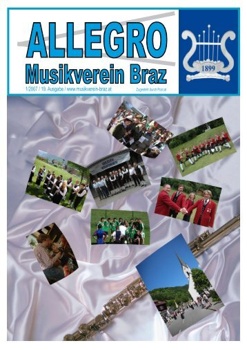 Allegro - November 2007.pdf - Musikverein Braz