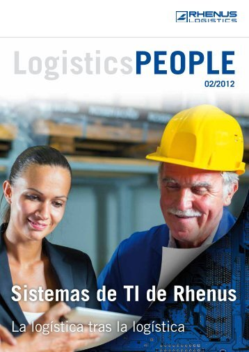 logística - Rhenus AG & Co. KG