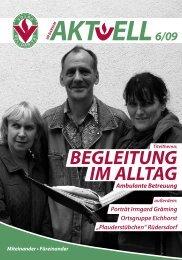 Akt ell6/09 - Volkssolidarität Bundesverband e.V.