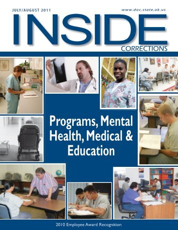 Programs, Mental Health, Medical & Education - Oklahoma ...