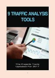 9 Traffic Analysis Tools