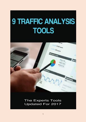 9 Traffic Analysis Tools