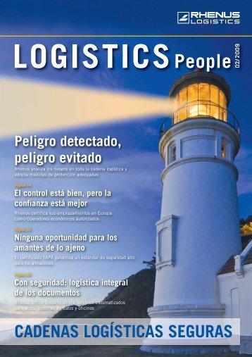 Con seguridad: logística integral de los documentos