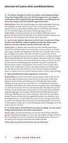 Carl-Auer Verlag Neuerscheinungen Herbst 2017 - Page 6