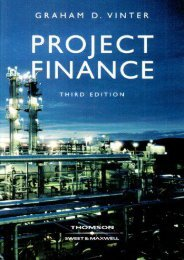 Unlimited Read and Download Project Finance -  Best book - By Graham D. Vinter