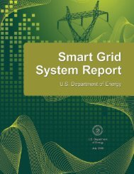 2009 Smart Grid System Report.pdf - U.S. Department of Energy