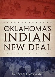 [Free] Donwload Oklahoma s Indian New Deal -  Online - By Jon S Blackman