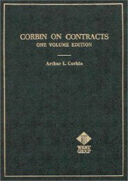 Best PDF Text on Contracts (One Volume Student Edition) (Hornbooks) -  Unlimed acces book - By Arthur L. Corbin