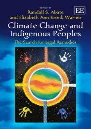 Unlimited Read and Download Climate Change and Indigenous Peoples: The Search for Legal Remedies -  For Ipad - By Randall Abate