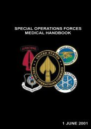 Best PDF Special Operations Forces Medical Handbook -  [FREE] Registrer - By U.S. Special Operations Command