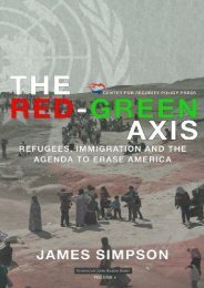 [Free] Donwload The Red-Green Axis: Refugees, Immigration and the Agenda to Erase America: Volume 4 (Civilization Jihad Reader Series) -  [FREE] Registrer - By James Simpson