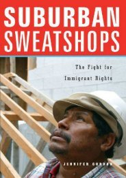 Download Ebook Suburban Sweatshops The Fight for Immigrant Rights -  Unlimed acces book - By Jennifer Gordon