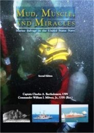 Download Ebook Mud, Muscle, and Miracles: Marine Salvage in the United States Navy -  Unlimed acces book - By