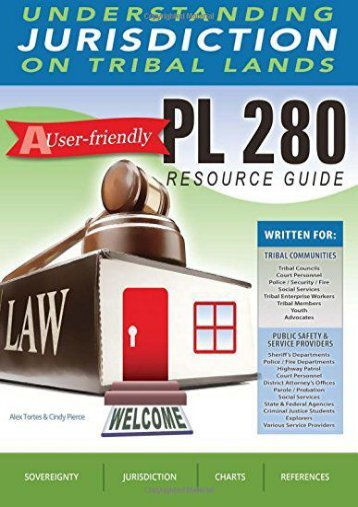 Best PDF A User-friendly PL 280 Resource Guide (Volume 1) -  For Ipad - By