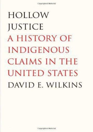 Us history i united states history 1607 1865 textbook equity read pdf hollow justice a history of indigenous claims in the united states henry fandeluxe Image collections
