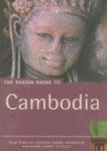 The Rough Guide to Cambodia 2 (Rough Guide Travel Guides)