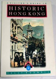 Visitors Guide to Historic Hong Kong (Odyssey Guides)