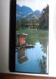The Land   the People: The Republic of China