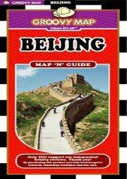 Groovy Beijing Map n Guide