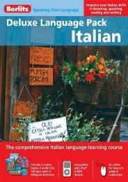 Italian Deluxe Language Pack