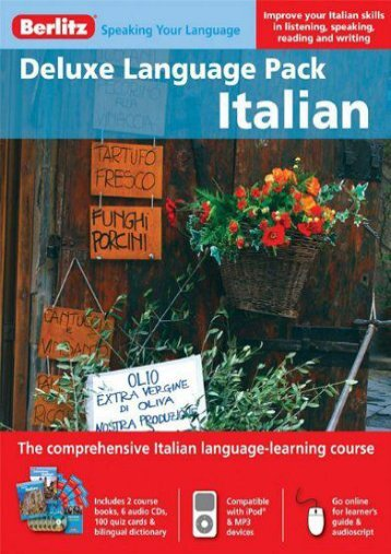 Italian Deluxe Language Pack