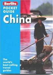 China (Berlitz Pocket Guides)