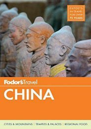 Fodor s China (Full-color Travel Guide)