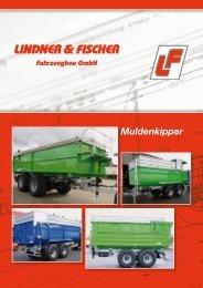 Muldenkipper - Lindner & Fischer Fahrzeugbau GmbH