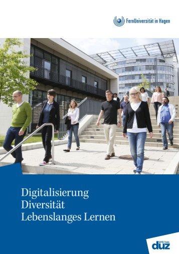 duz SPECIAL: Die FernUniversität in Hagen