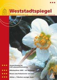 Weststadtspiegel - KA-News
