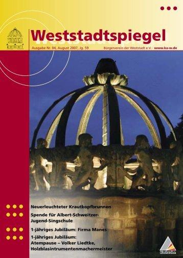 48796_U_Weststadt 0407.indd - KA-News