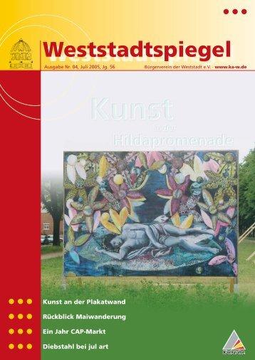 39069_U_Weststadt 0405.indd - KA-News