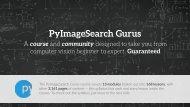pyimagesearch-gurus-syllabus