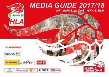 spusu HLA MEDIA GUIDE 2017/18