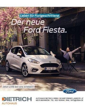 Autohaus Dietrich | Neuwagen News 08-2017