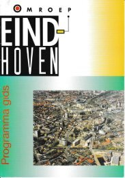 Programmagids Omroep Eindhoven 1998