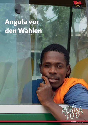 Angola vor den Wahlen