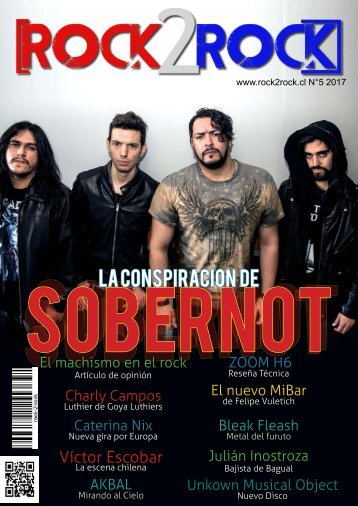 Rock To Rock Magazine N°5