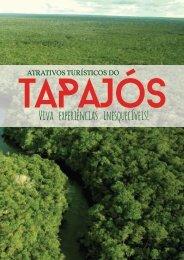 Revista turismo ATRATIVOS DO TAPAJÓS