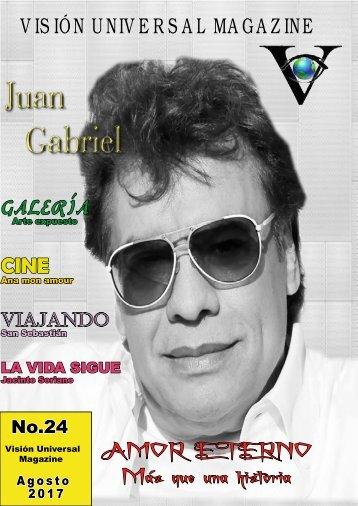 Visión Universal Magazine No.24
