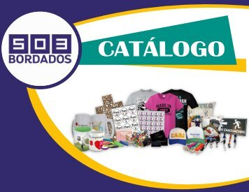 catalogo 503 Bordados