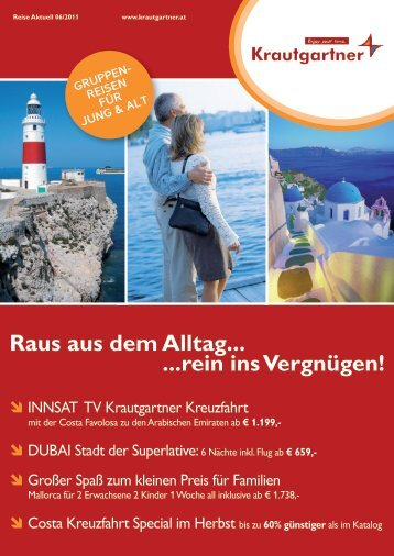 Reise Aktuell Sommer 2011 Web.pdf - Krautgartner