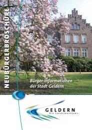 Gesundheit · Pflege · Therapie - Stadt Geldern