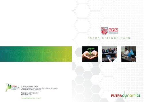 brochure Putra Dynamic