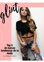 top 5 nuevas tendencias de moda