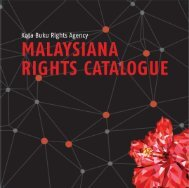 MALAYSIANA RIGHTS CATALOGUE 2017