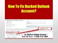 How to Fix Outlook Unknown Error 0x80040600