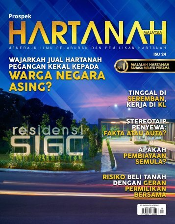 Prospek Hartanah Malaysia Isu 24