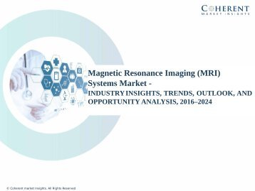 Magnetic Resonance Imaging (MRI) Systems Market
