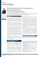 Der Rechtsanwalt als Vertauensperson in parlamentarischen Untersuchungsausschüssen - Seite 2